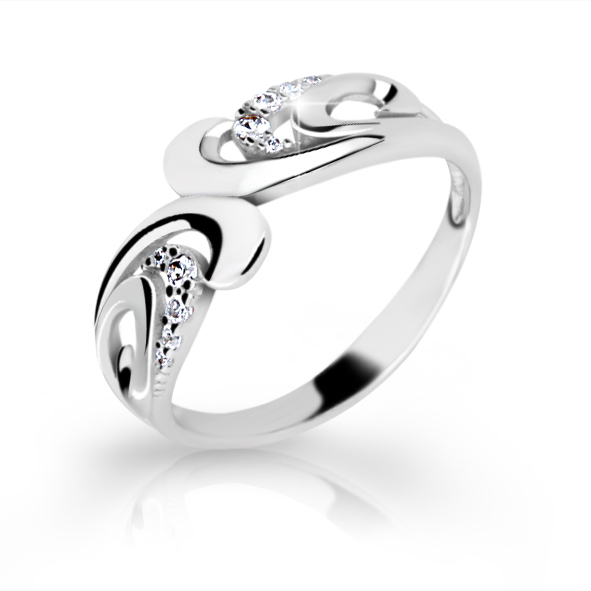 Briliantový prsten Danfil DF2144