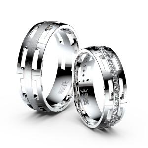 Snubní prsteny Danfil