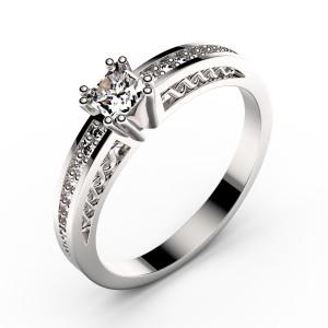 zasnubni prsten df2891