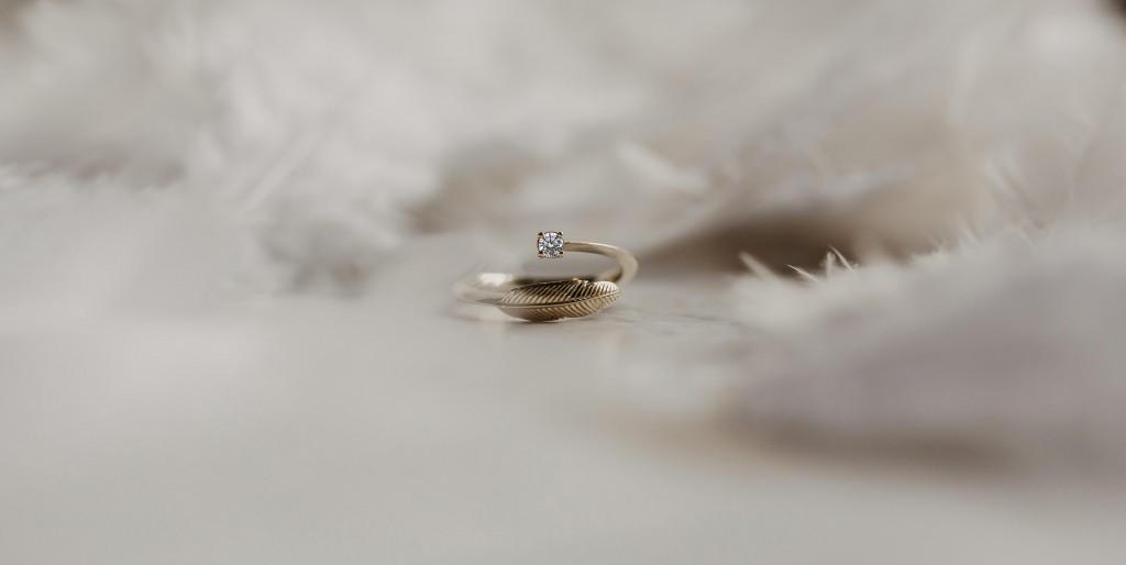 Prsten z Andělské kolekce