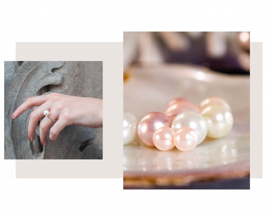 barvy přírodních perel
