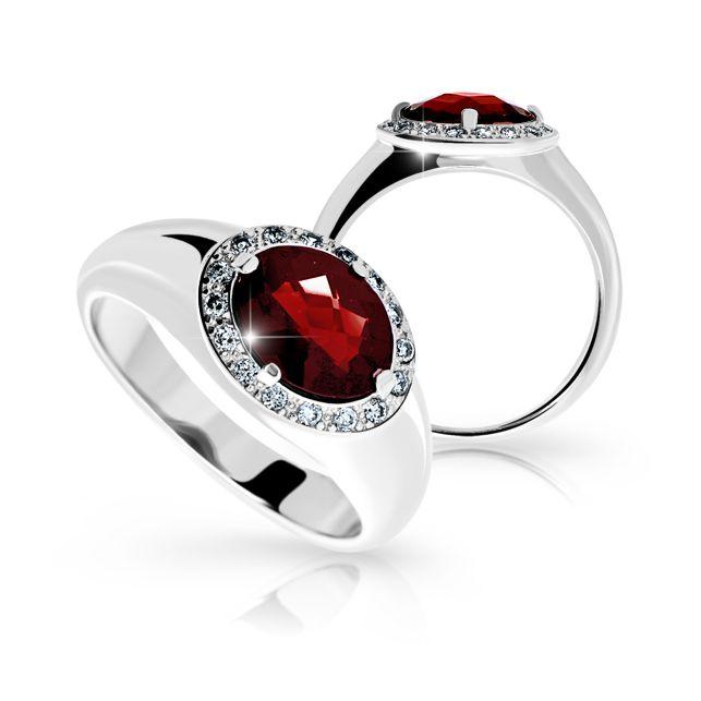prsteny s almandinem
