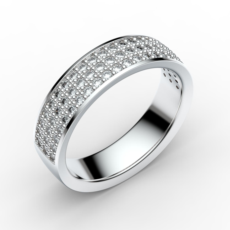 snubni prsten s diamanty danfil