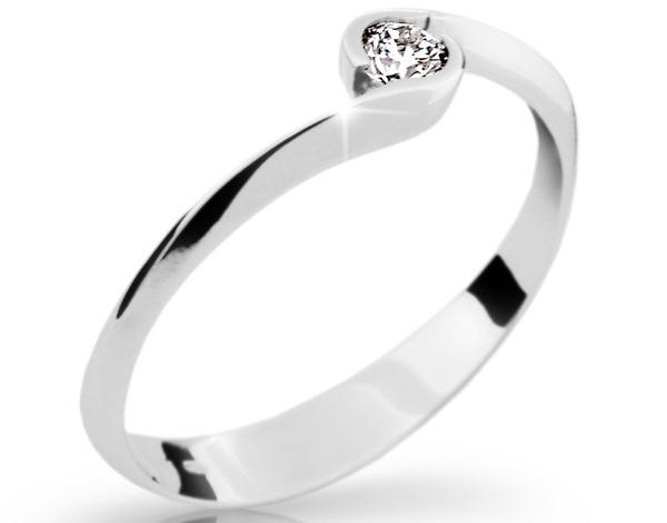zásnubní prsten DF1914
